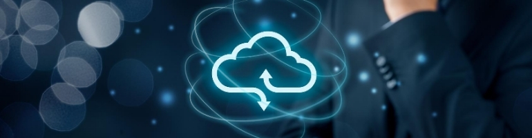 BACK-UP YOUR DATA TO THE CLOUD